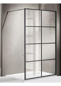 Walk-in, Wellis Astro Tino 120 cm walk-in zuhanyfal kombináció WC00422