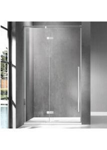 Wellis Sorrento 120 zuhanyfal Balos Easy Clean bevonattal WC00513