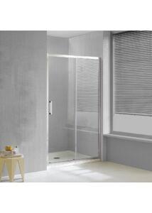Wellis Premier 120 tolóajtós zuhanyfal Easy Clean bevonattal WC00517