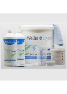 Medence, Wellis Crystal KOMPLETT vegyszercsomag (BIO csomag+ KLÓR) WV00081