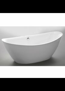 Kád, Wellis Arezzo White 180x87x65 WK00122