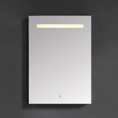 Tükrös fürdőszoba szekrény, Wellis Bali LED világítással WB00323