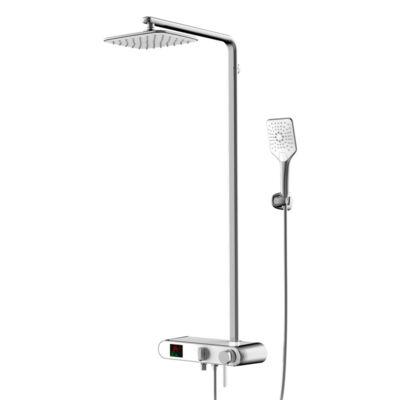 Wellis Imber intelligens termosztátos zuhanyoszlop 160x50x38 ACS0305