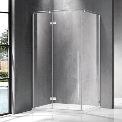 Wellis Sorrento Plus 140 zuhanykabin 140x90 Balos Easy Clean bevonattal WC00505