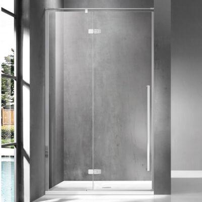 Wellis Sorrento 90 zuhanyfal Balos Easy Clean bevonattal WC00507