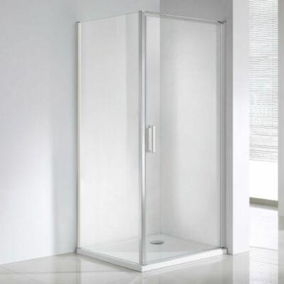 Zuhanykabin, Wellis Quadrum 90x90x190 szögletes  WC00332