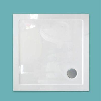Zuhanytálca, Wellis SMC 90x90x4 szögletes WC00408