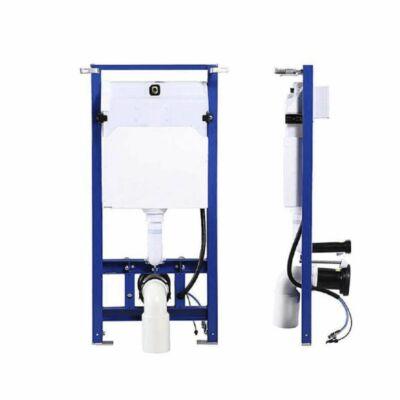 Öblítőtartály, Wellis Lipari WC tartály fali okos WC-hez EE00276